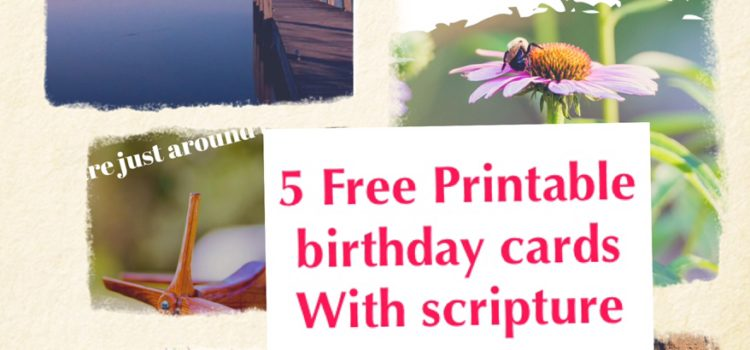 Canny image pertaining to free printable religious birthday cards